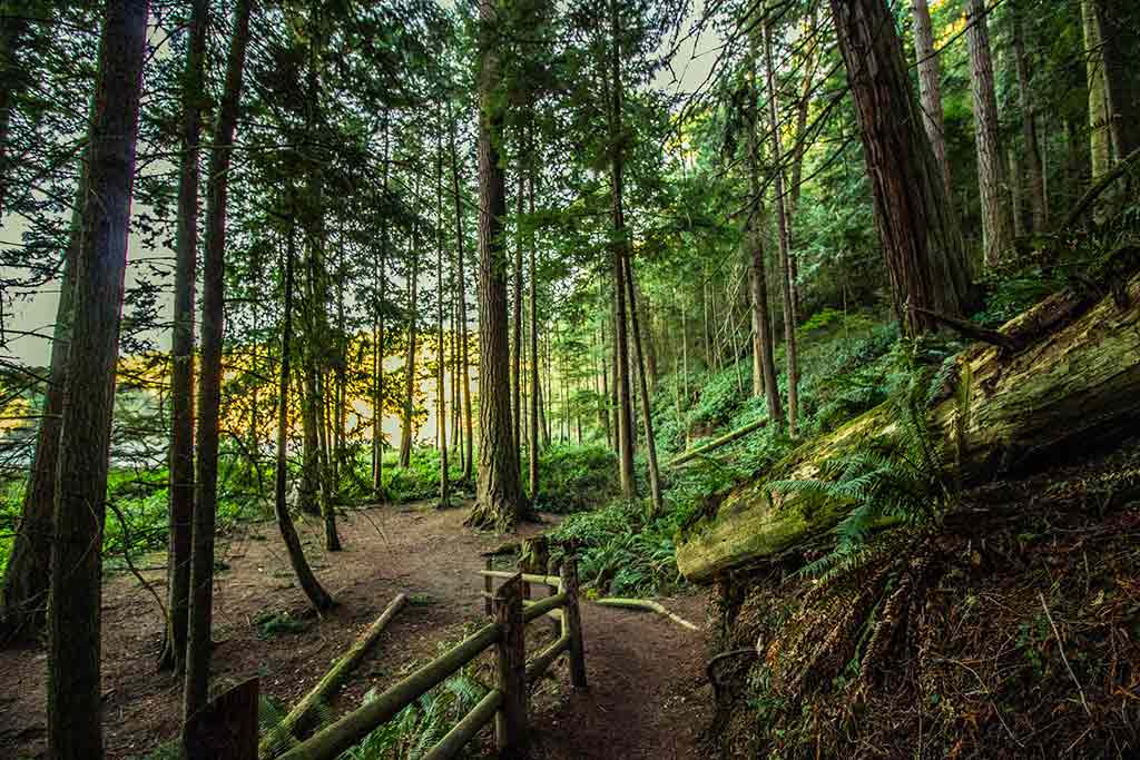 Deception Pass State Park, Washington State - by Krystal Hamlin / Flickr.com