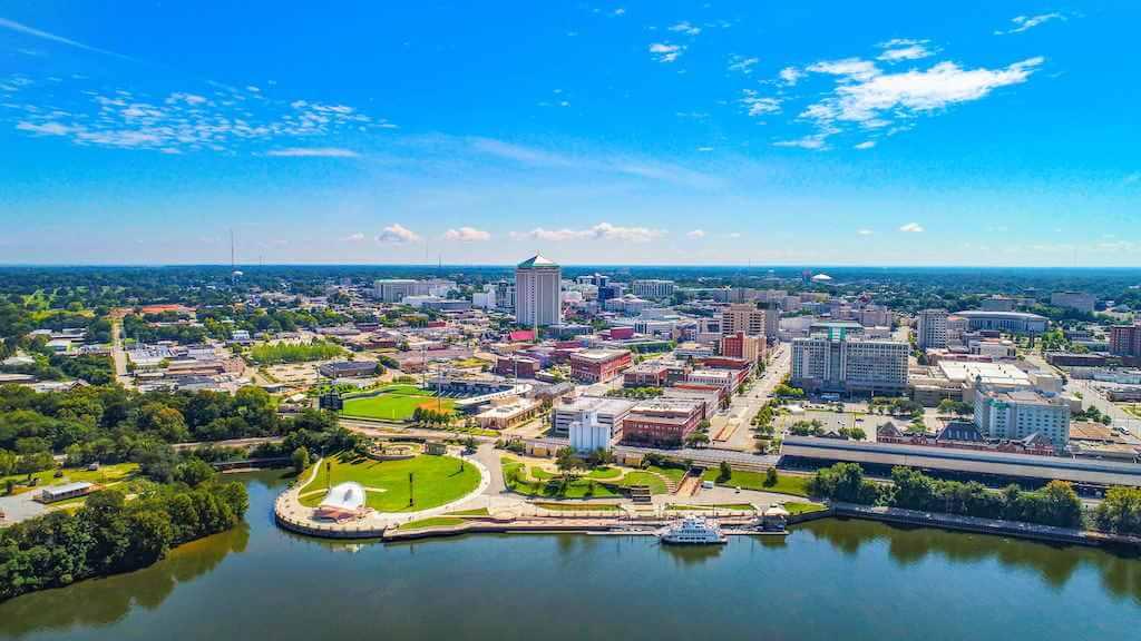 Montgomery, Alabama, USA -by Shutterstock.com
