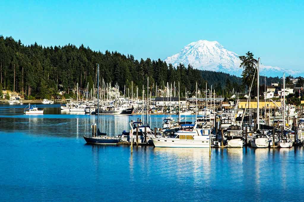 Gig Harbor, Washington State - by Sheila Sund / Flickr.com
