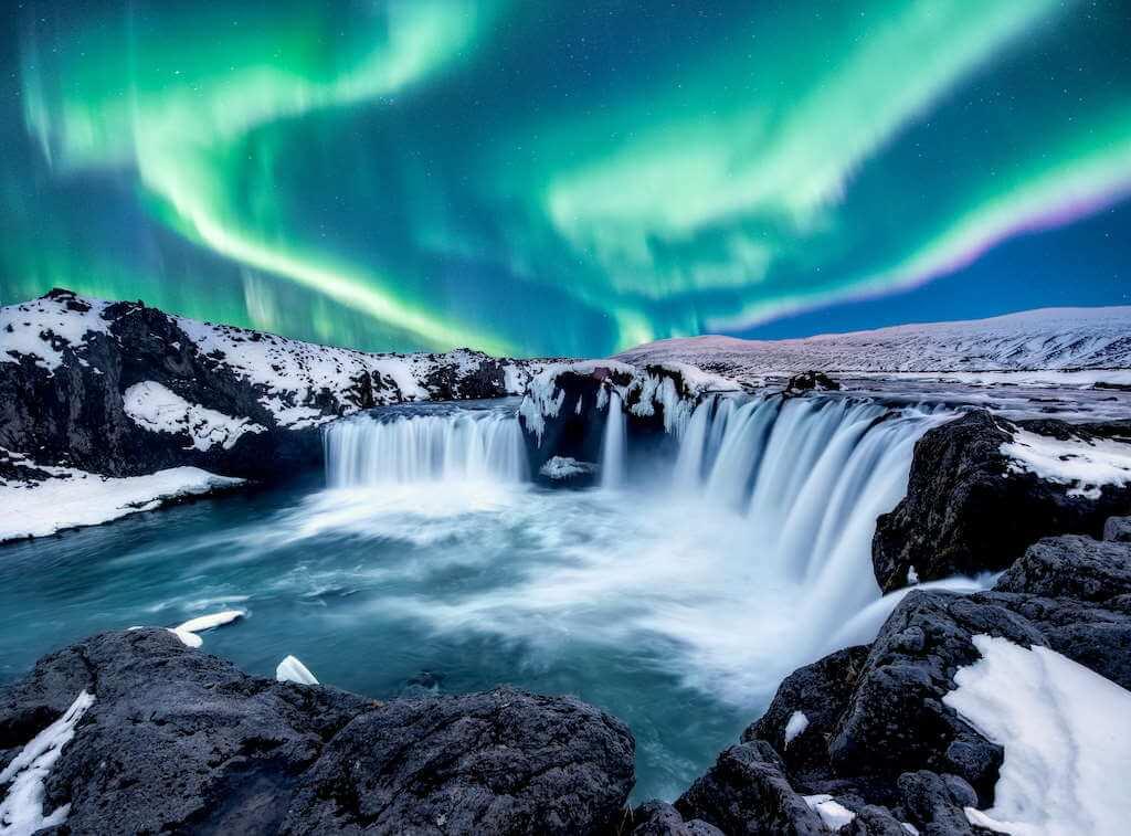 Gulfoss, Iceland by MAGNIFIER/Shutterstock
