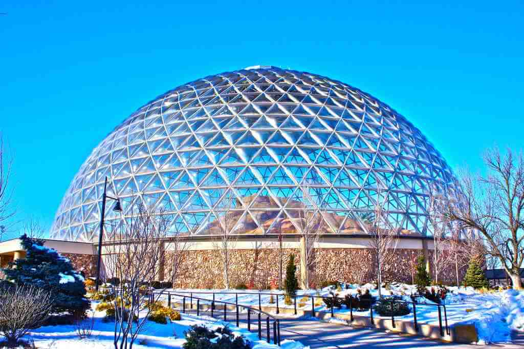 Henry Doorly Zoo, Omaha by Collinulness/Wikimedia Commons