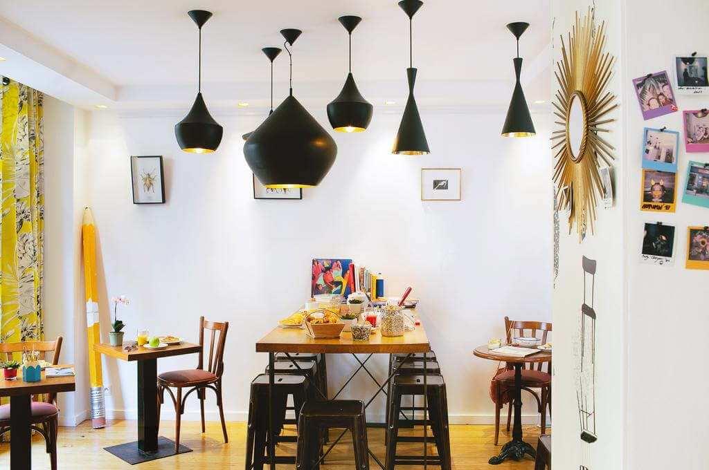 Hotel Crayon, Paris -by Elgancia/Booking.com