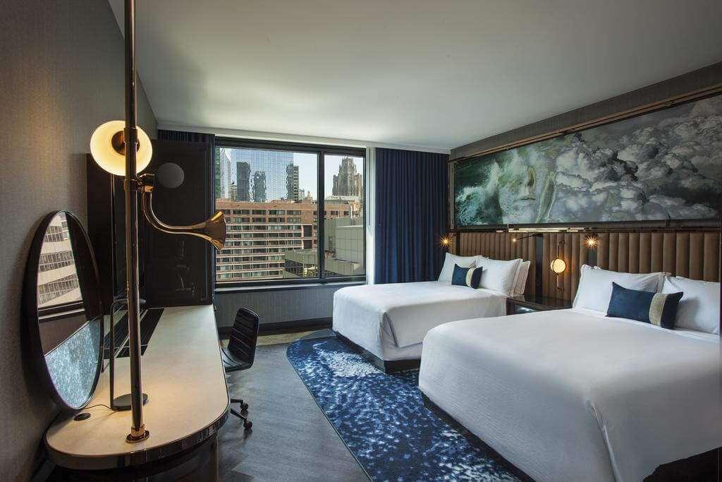Hotel EMC2, Chicago, USA -by Hotel EMC2/Booking.com