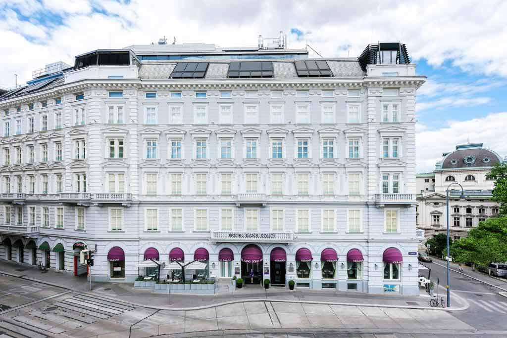 Hotel Sans Souci Wien, Vienna - by Booking.com