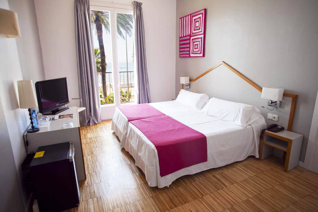 Hotel Subur is a great choice for gay accommodation in Sitges