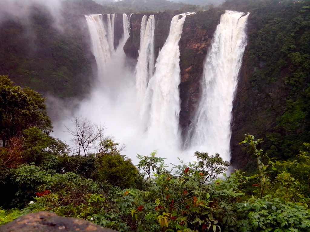 Jog Falls, Shimoga, India