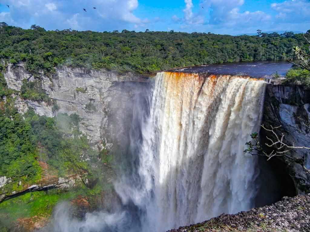 Kaieteur, Guyana By Kaketeen/Shutterstock