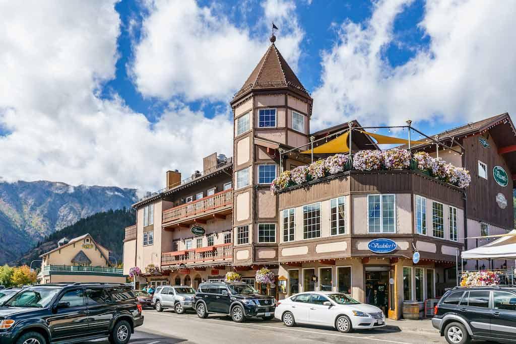 Leavenworth, Washington State - by Oleg Mayorov / Shutterstock.com