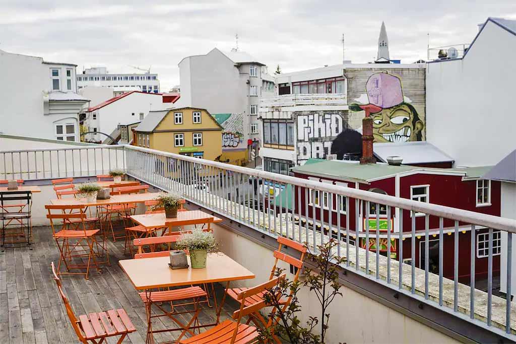 Loft-HI Hostel, Reykjavik - by - Loft-HI Hostel / Booking.com