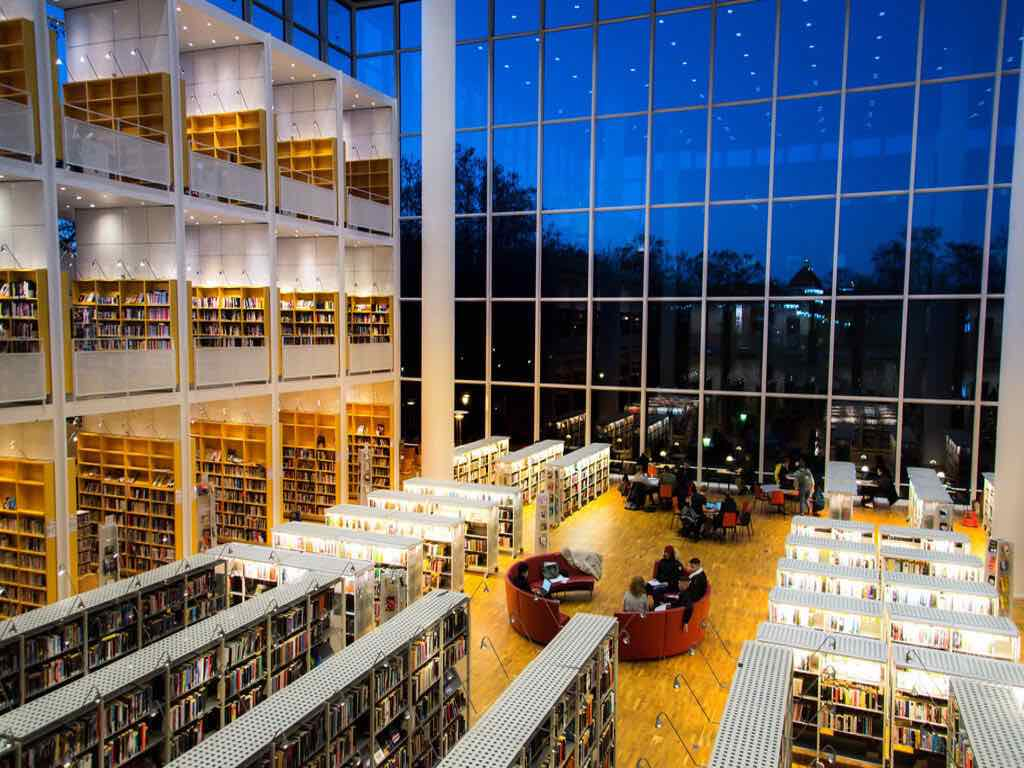 Malmo City Library