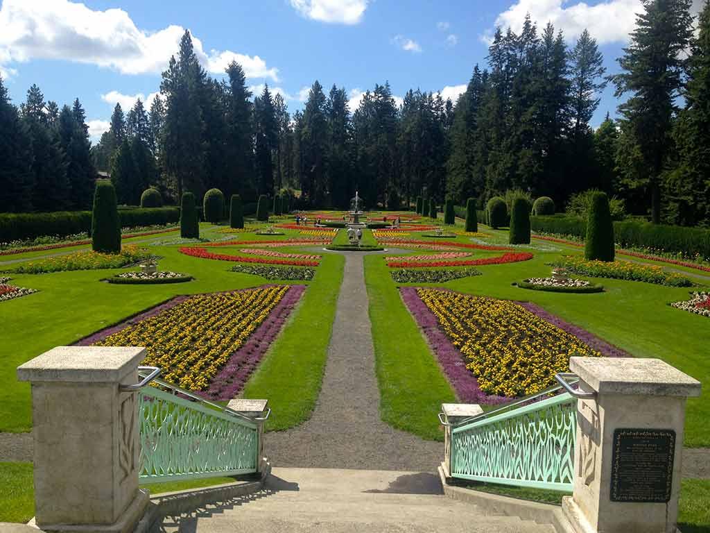 Manito Park, Spokane, Washington State - by Bjorn / Flickr.com