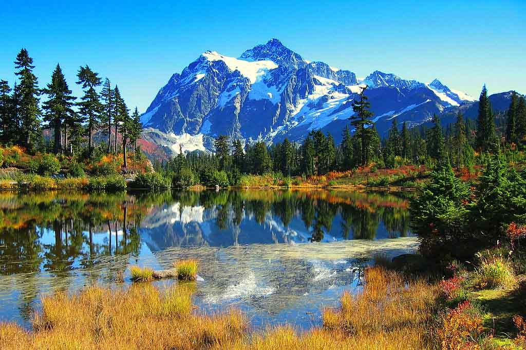 Mount Shukshan, North Cascades National Park, Washington State - by Michal Osmenda / Wikimedia Commons