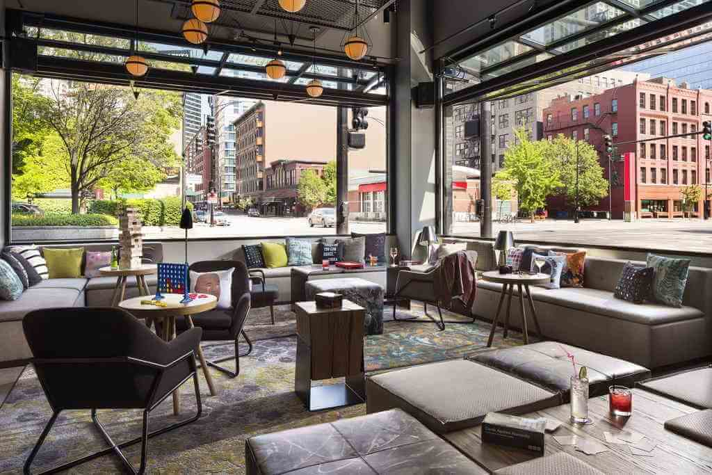Moxy Chicago Downtown, Chicago, USA -by Moxy Hotels/Booking.com