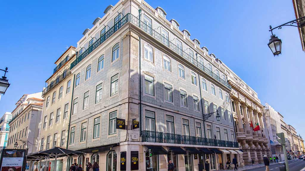 My Story Hotel Ouro, Lisbon - by My Story Hotel Ouro/Booking.com