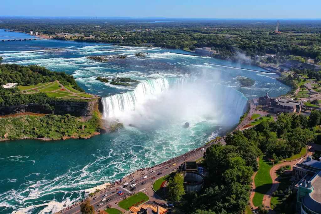 Niagara Falls, Ontario, Canada - By Igor Sh/shutterstock