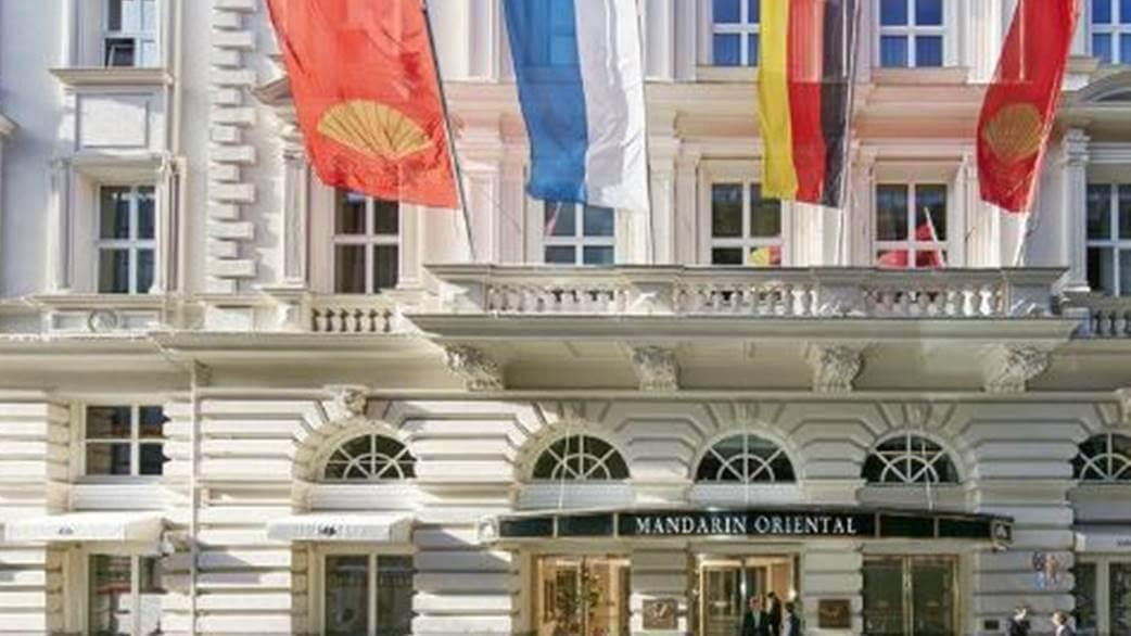 Oriental Mandarin Munich Germany by Booking com