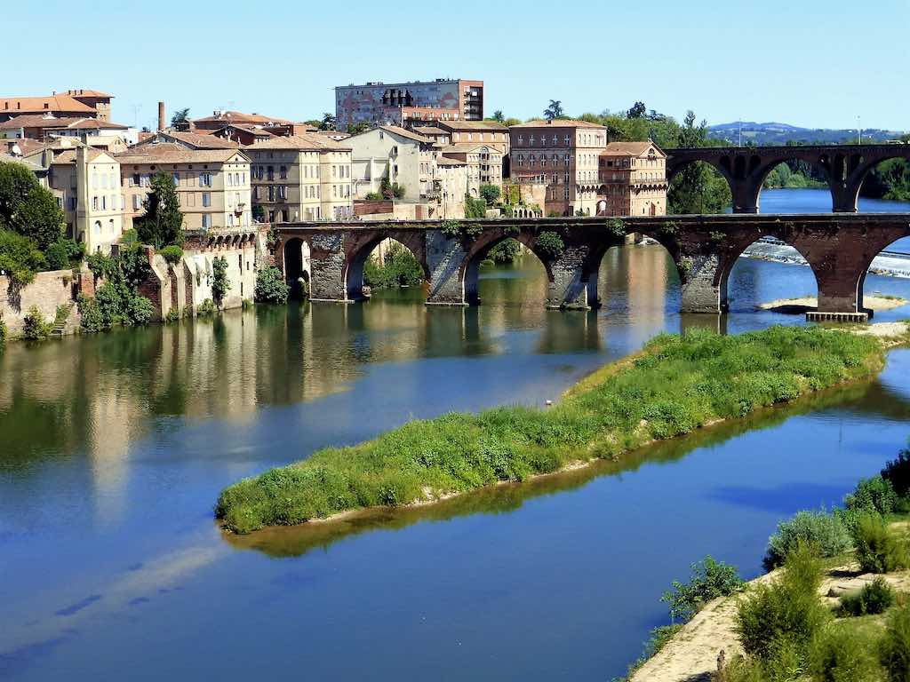 Pont Vieux, Albi - by rauschenberger/pixaby.com
