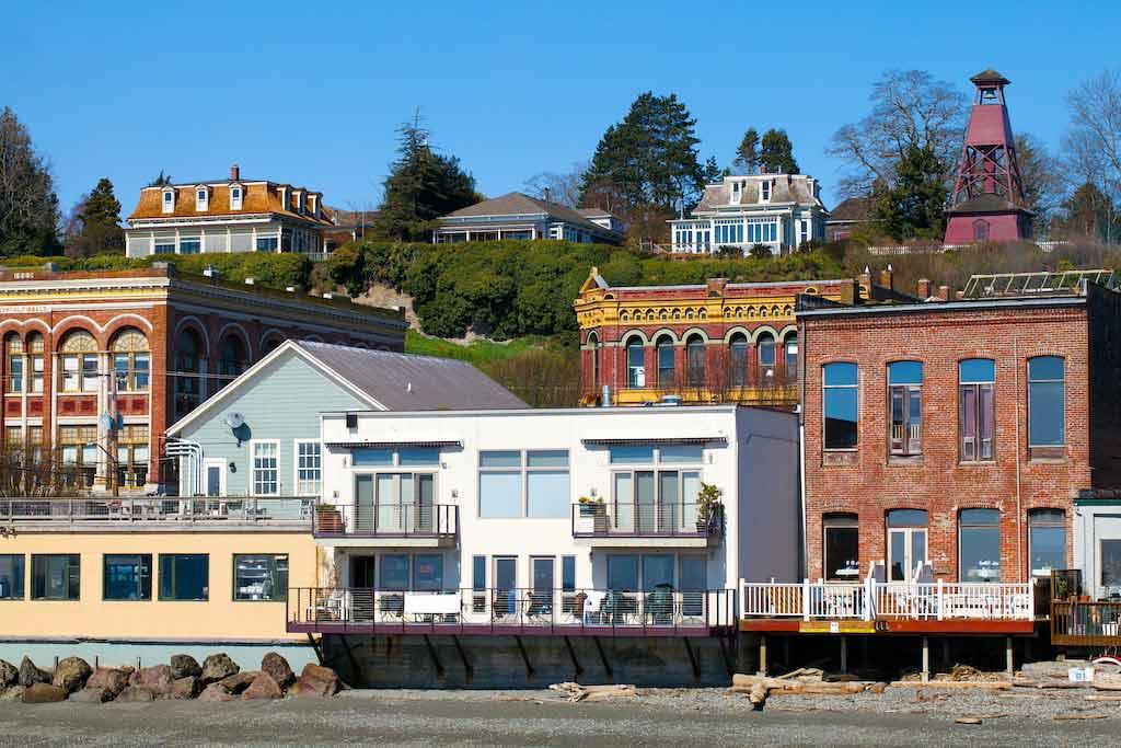 Port Townsend, Washington State / Shutterstock.com