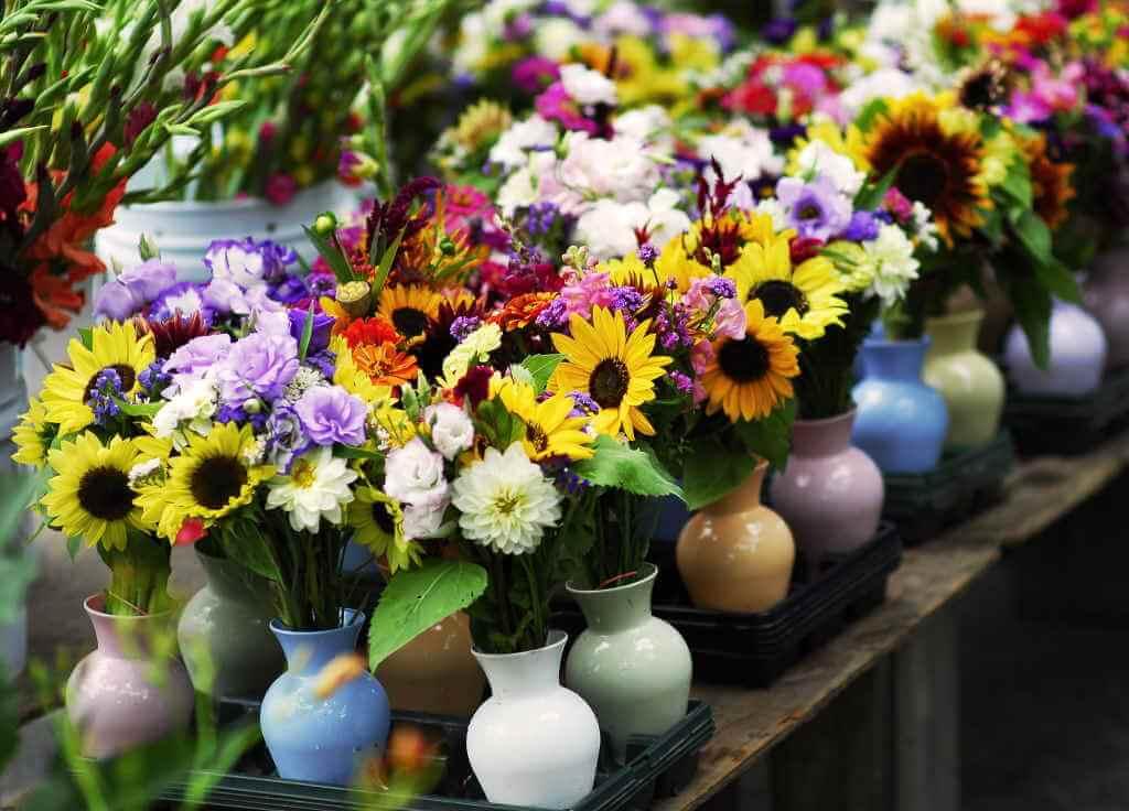 Portland Farmers Market, Portland Maine,USA -by lee/Flickr.com