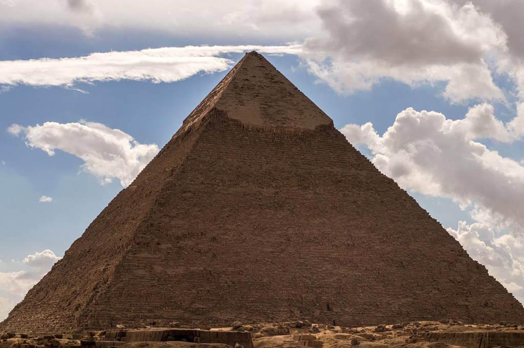 Pyramid Of Khafre, Egypt / pxhere.com