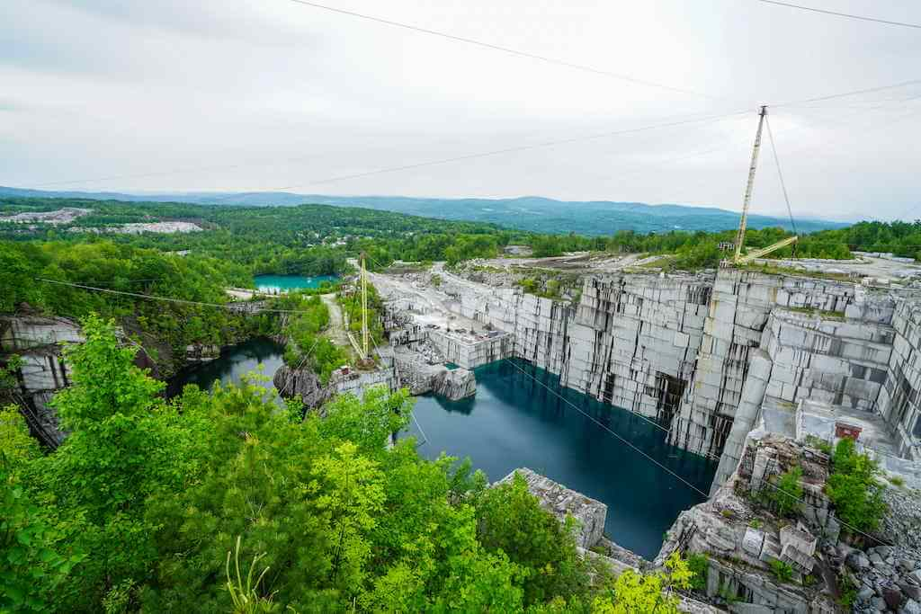 Rock of Ages, Granite Quarry, Barre, Vermont -by Shutterstock.com