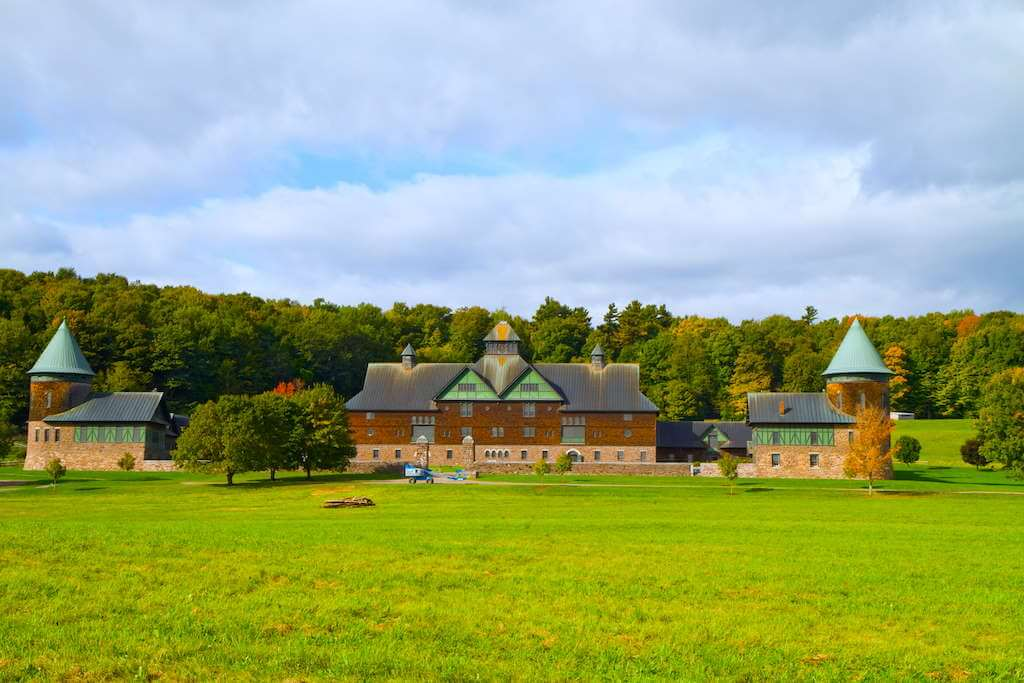 Shelburne Farms, Vermont -by Shutterstock.com