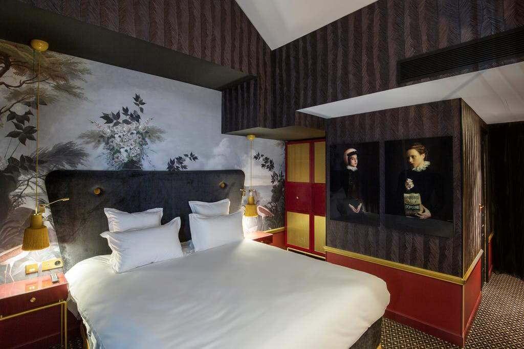 Snob Hotel by Elegancia, Paris -by Elegancia/Booking.com
