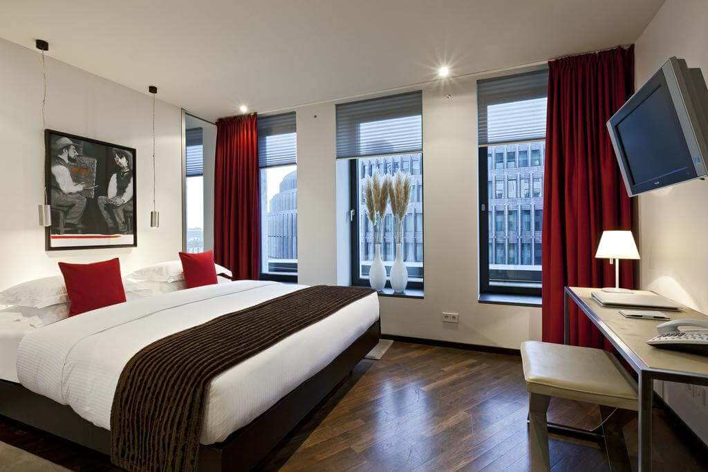 Sofitel, Berlin -by Sofitel Hotels/Booking.com