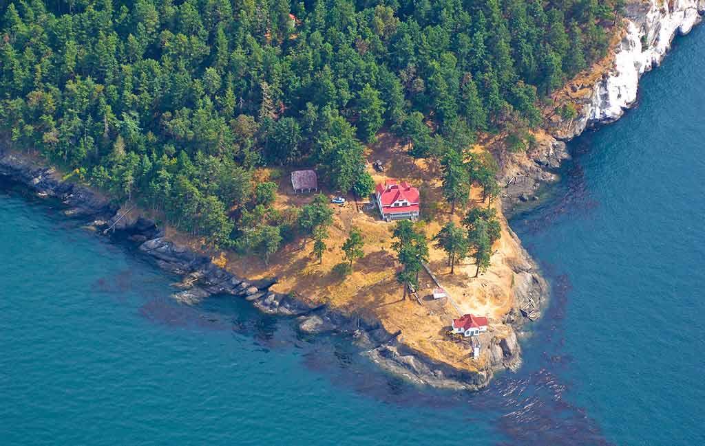Stuart Island, Washington State - by Bureau of Land Management Oregon & Washington / Flickr.com