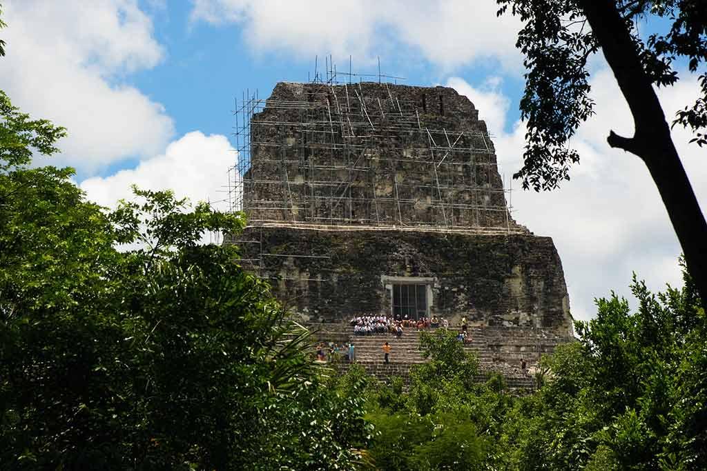 Temple IV, Tikal, Guatemala - by Antti T. Nissinen / Flickr.com