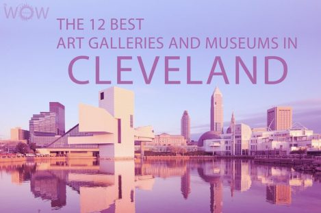 The 12 Best Art Galleries and Museums In Cleveland