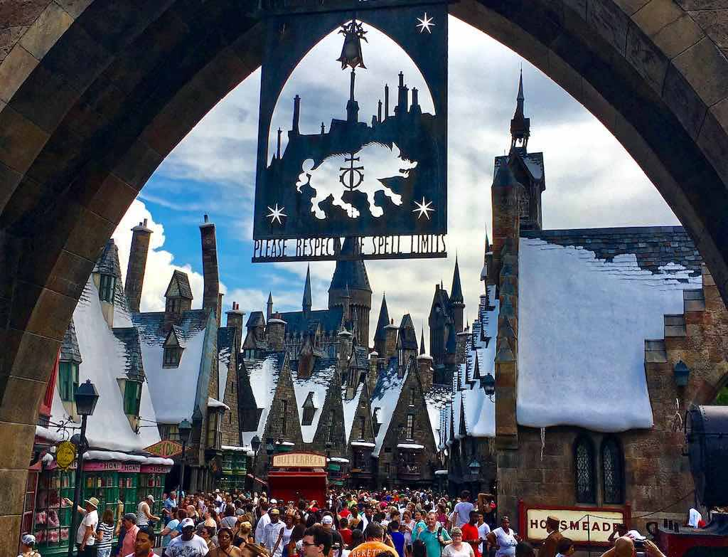 The Wizarding World of Harry Potter at Universal Orlando Resort - by Jerome LABOUYRIE / Shutterstock.com