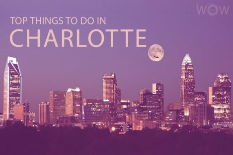 Top 10 Things To Do In Charlotte