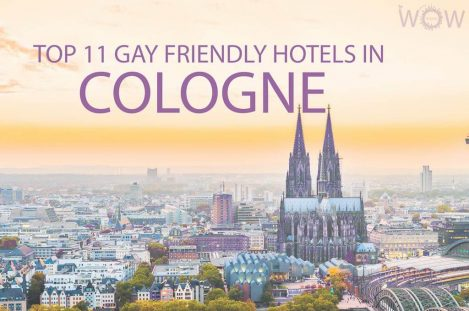 Top 11 Gay Friendly Hotels In Cologne