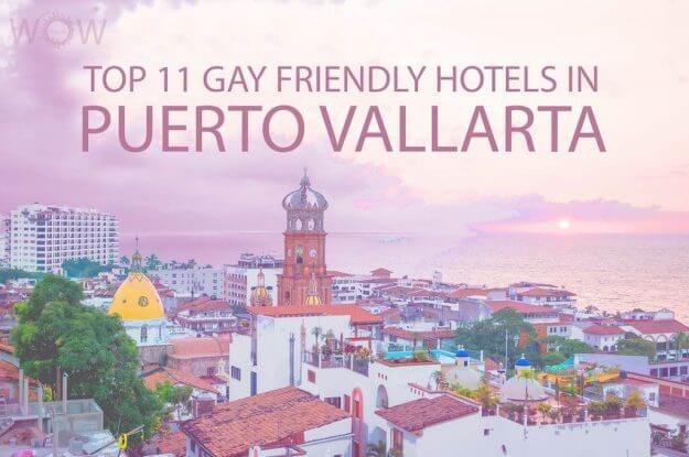 Top 11 Gay Friendly Hotels In Puerto Vallarta