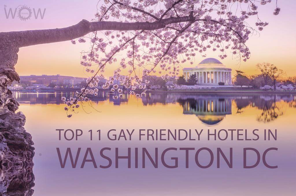 Top 11 Gay Friendly Hotels In Washington DC