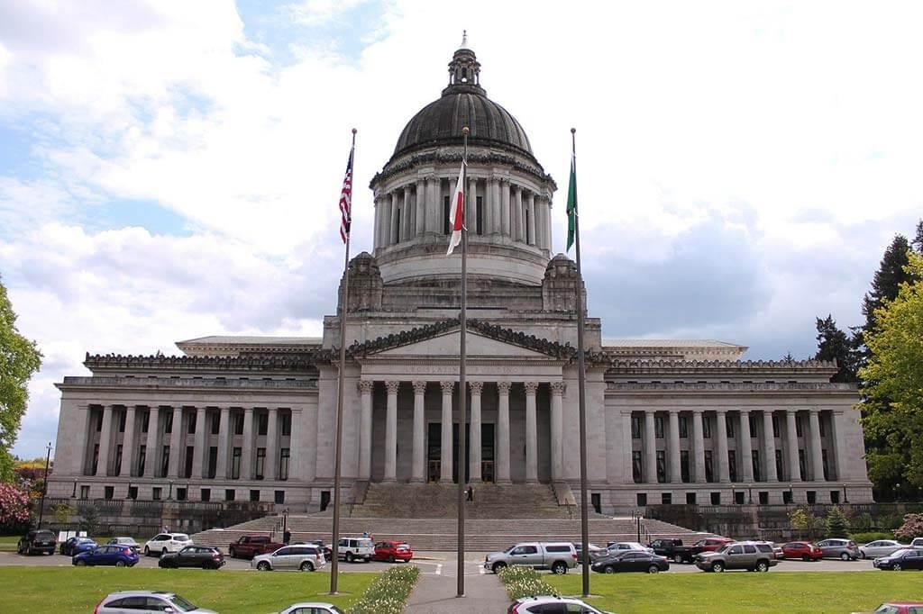 Washington State Capitol, Olympia - by R. Wilfing / Pixabay.com