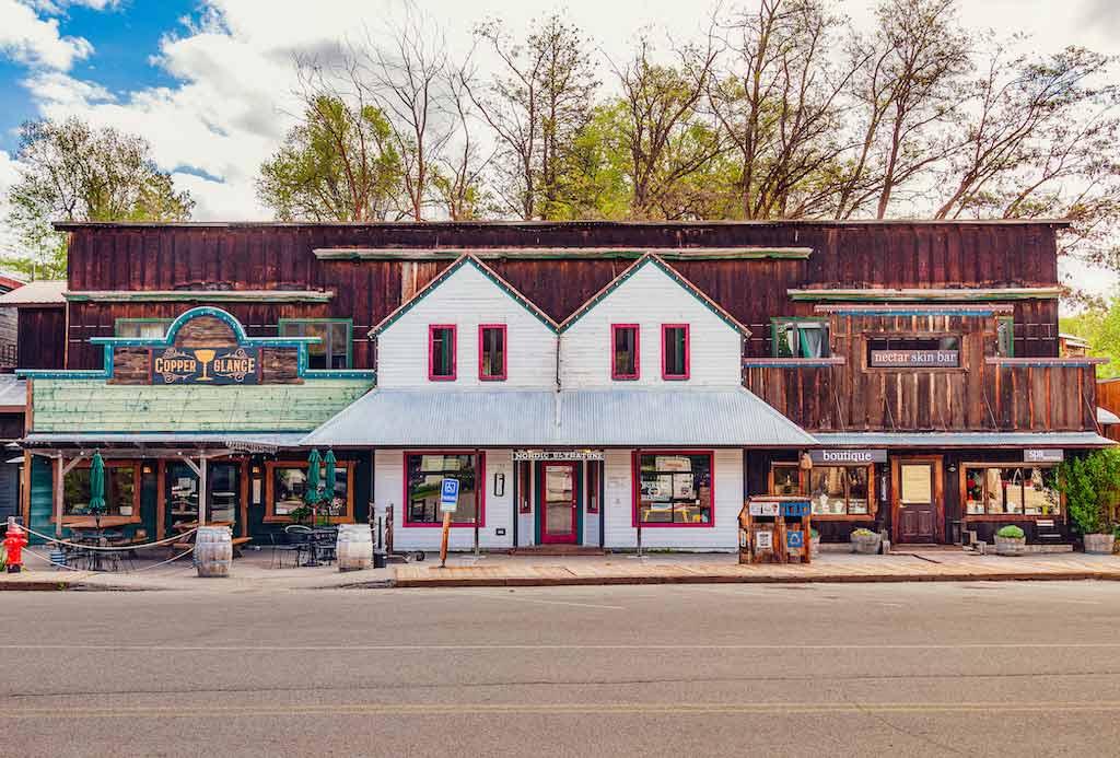 Winthrop, Washington State - by Gareth Janzen / Shutterstock.com