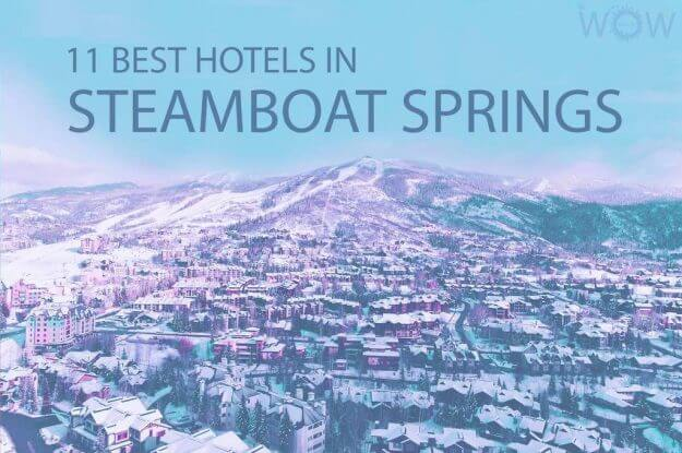 11 Best Hotels In Steamboat Springs