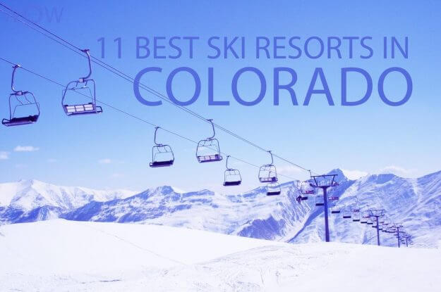11 Best Ski Resorts In Colorado