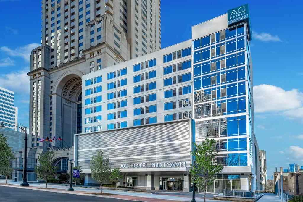 AC Hotel Midtown, Atlanta Georgia, USA -by Marriott Hotels/Booking.com