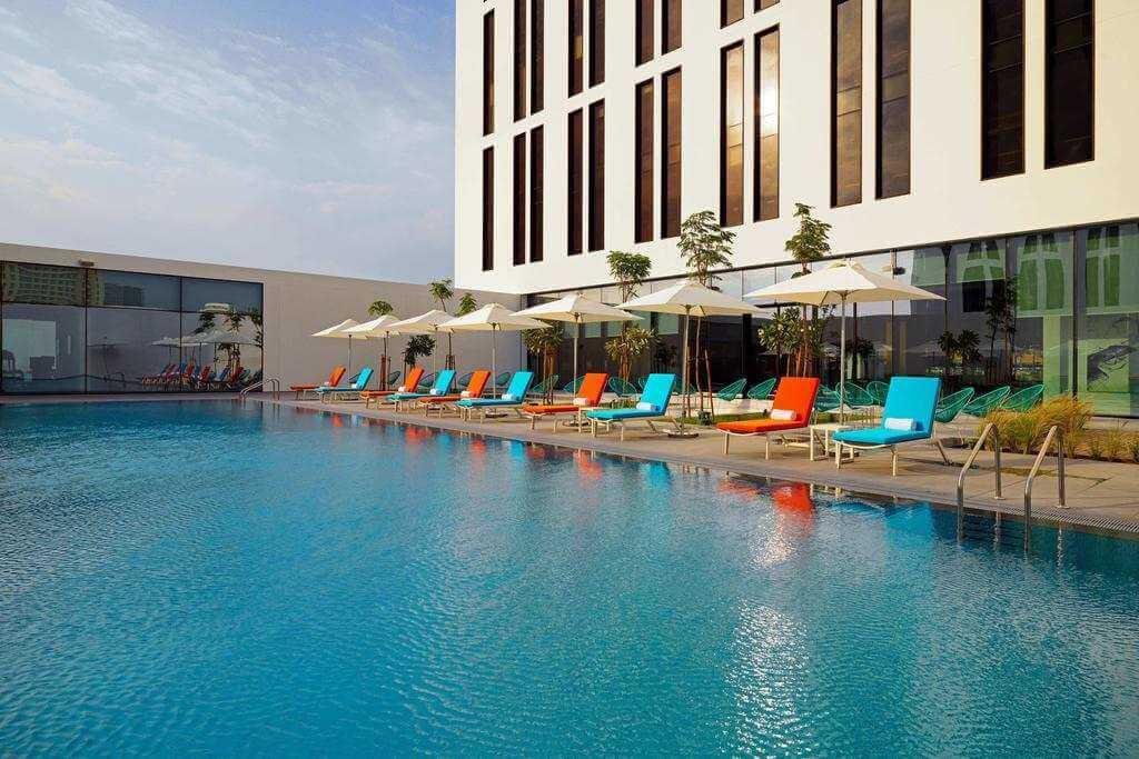 Aloft Me'Aisam, Dubai - by Aloft Me'Aisam, Dubai - Booking.com