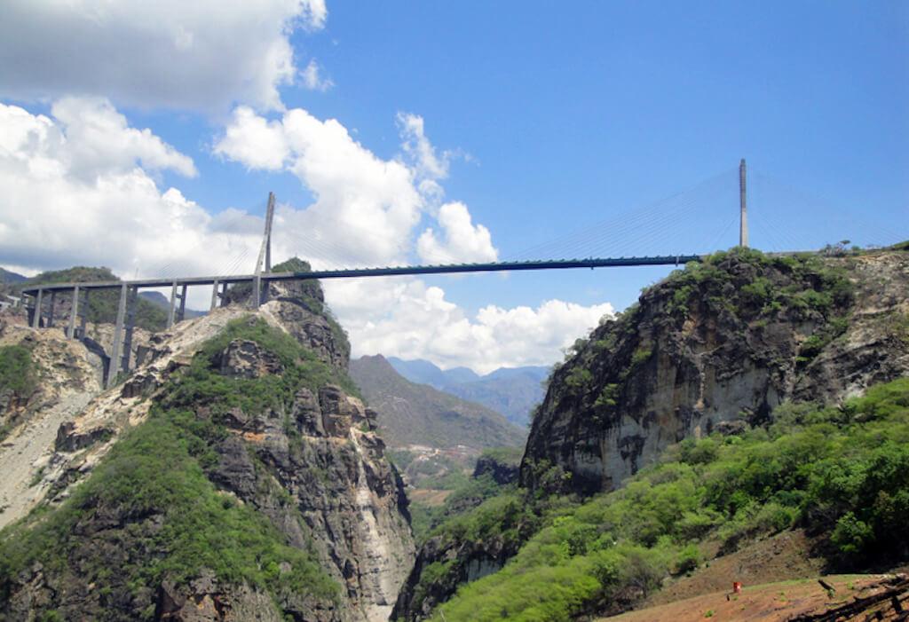 Baluarte Bridge, Mexico - by Sakowski/highestbridges.com