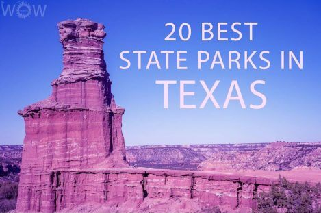 20 Best State Parks in Texas