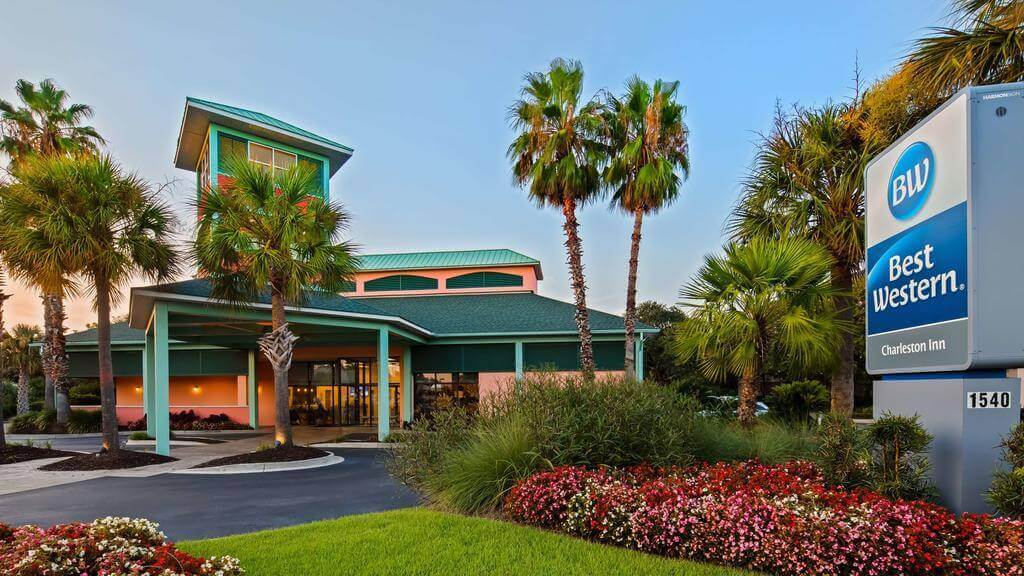 Best Western Charleston Inn, Charleston – booking.com
