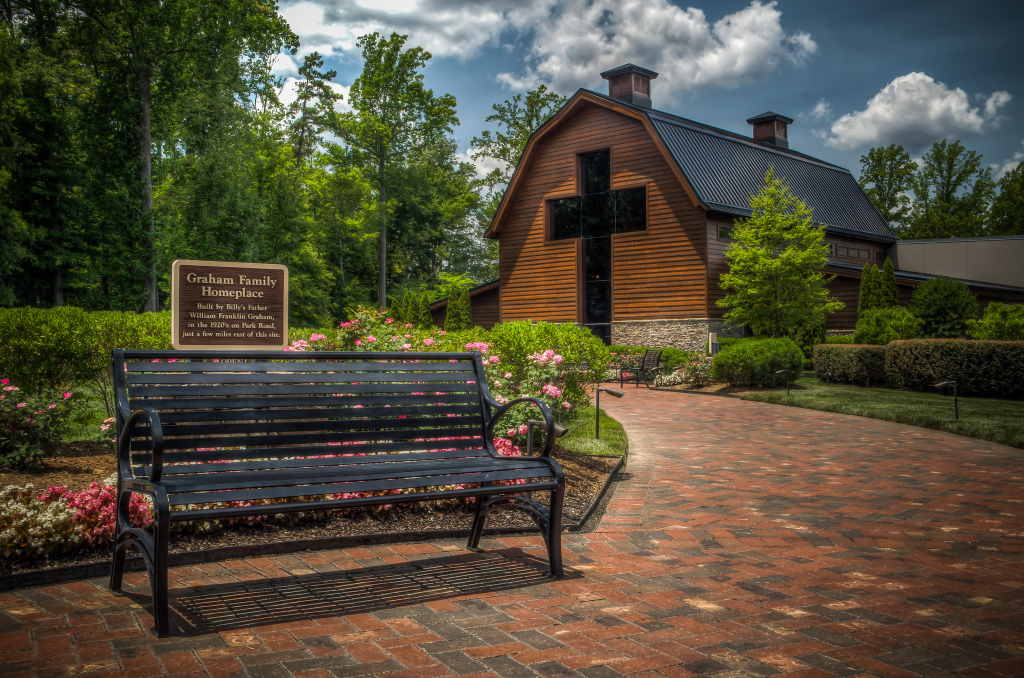 Billy Graham Library, Charlotte - by Donnie King-flickr.com