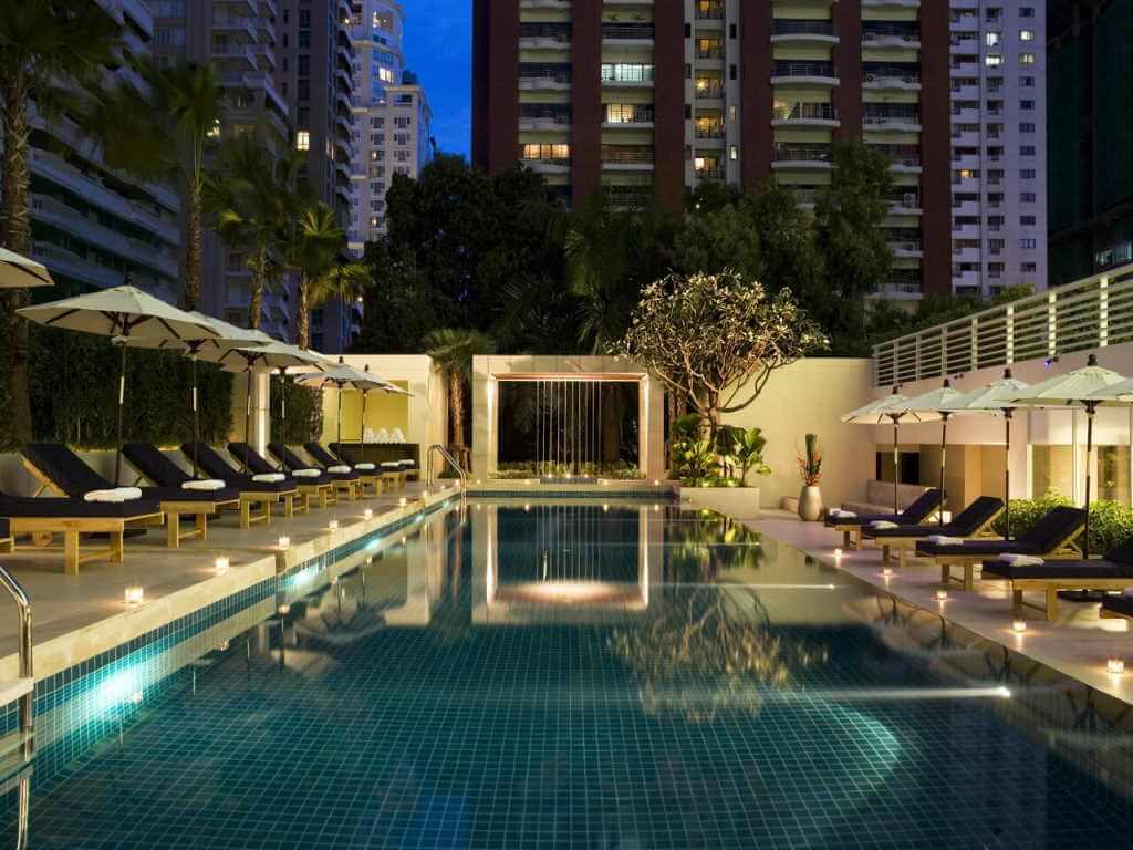 Courtyard by Marriott, Bangkok – by Booking.com