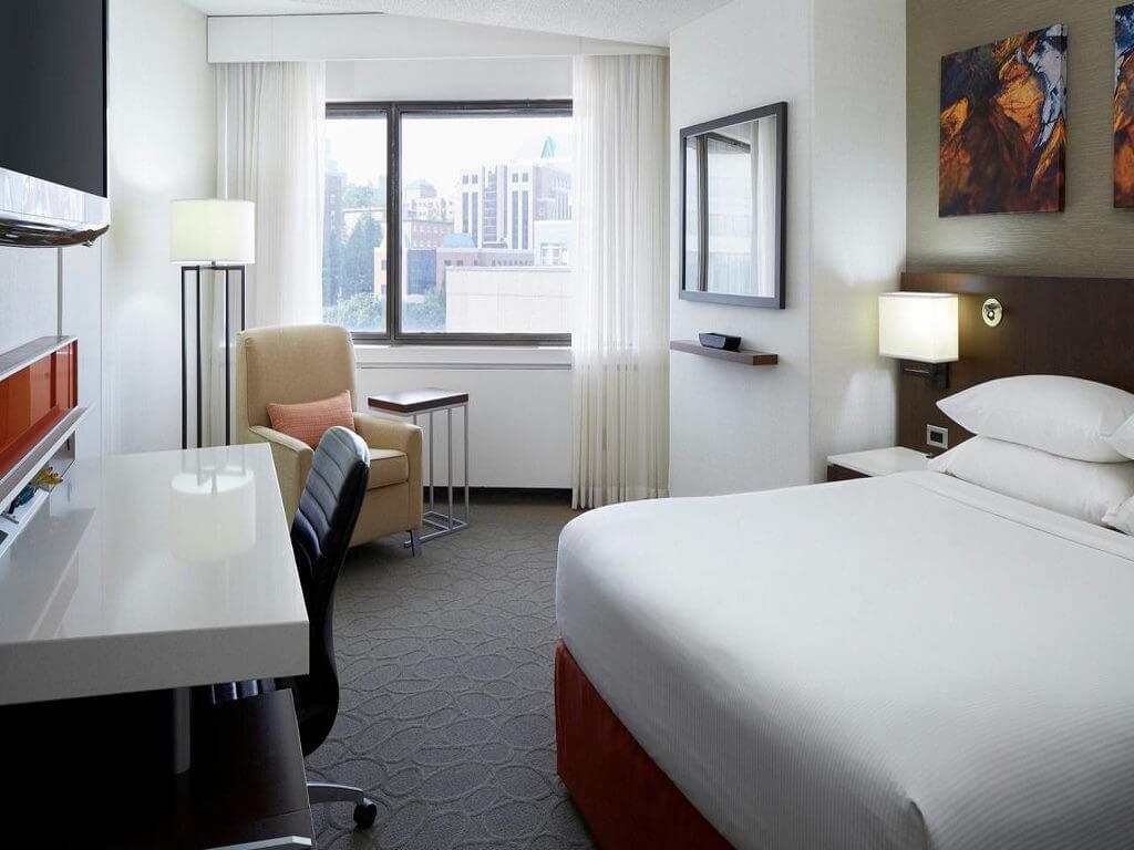 Delta Hotels By Marriott Quebec / booking.com