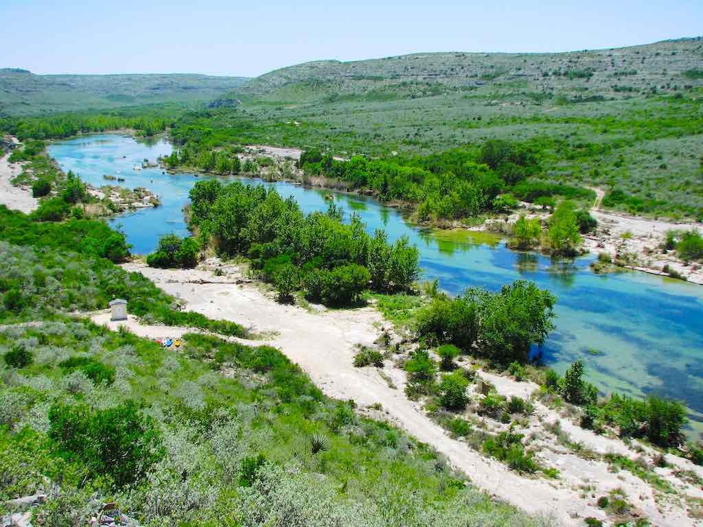 Devils River State Natural Area, Texas - by mlhradio/flickr.com