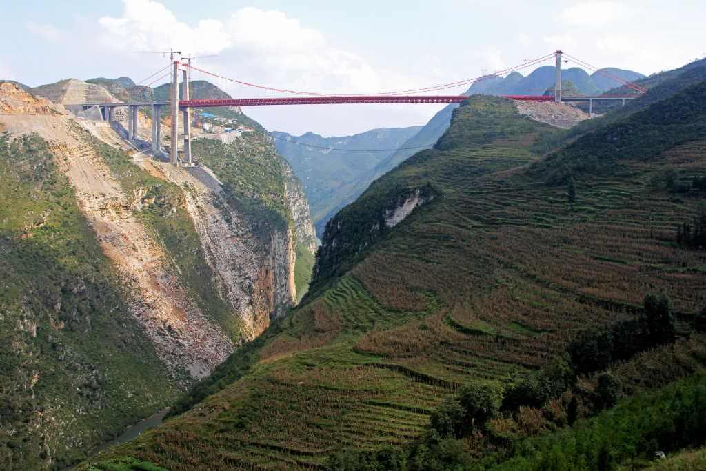 Dimuhe River Bridge, China - by HighestBridges / Wikipedia